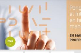 Captura de pantalla de la Fundación Bankia - FOTO: http://fpdualbankia.es