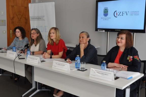 Imagen de la presentación de la iniciativa de la Universidade de Vigo - FOTO: UVigo