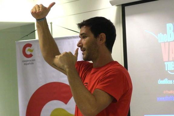 Javier Santaolalla - FOTO: EFE