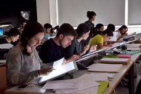 Estudiantes universitarios - FOTO: UPV