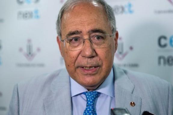 Foto de archivo de Roberto Fernández, presidente de la Conferencia de Rectores - FOTO: EFE