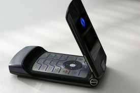 Antiguo Motorola RAZR - FOTO: Wikimedia Commons/ Europa Press