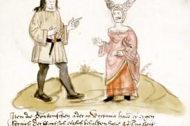 Así se ponían en práctica las dotes lingüísticas aprendidas - FOTO: Diario de A. von Harff
