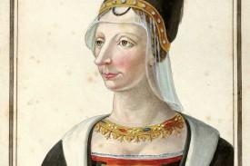 María de Anjou - FOTO: Bibliothèque municipale de Rouen