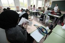 Clase, aula, alumnos, cole, colegio, escuela, estudiantes  - FOTO: SAVE THE CHILDREN / ALBA LAJARÍN
