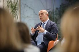 El ex ministro de Educación y Cultura José Ignacio Wert - FOTO: E.P.
