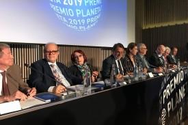 El presidente del Grupo Planeta, José Creuheras, ha pedido este lunes hacer del fomento de la lectura  - FOTO: E.P.