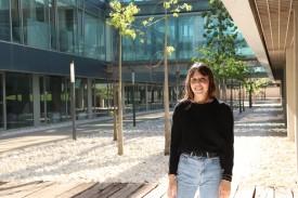 Irene Rodríquez cursa el Grado en Biotecnología, de la Politècnica de València - FOTO: EUROPA PRESS