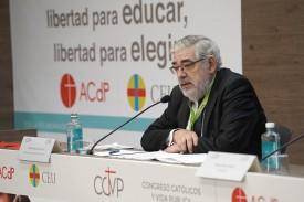 El secretario general de la Universidad CEU Cardenal Herrera, José Manuel Amiguet.  - FOTO: UNIVERSIDAD CEU