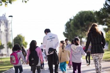 Premios Voluntariado Universitario  - FOTO: FUNDACIÓN MUTUA MADRILEÑA - Archivo