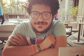 El investigador Patrick George Zaky, de 27 años, estudiaba en la Universidad de Granada con una beca Erasmus hasta su detención en El Cairo el pasado 7 de febrero.  - FOTO: CRUE