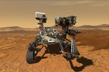 Rover Perseverance - FOTO: LA NASA