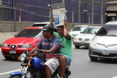 Imágenes de la crisis en Venezuela