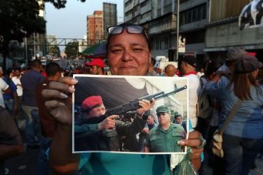 Movilizaciones en Venezuela